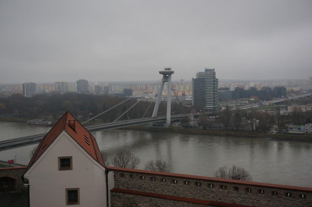 スロバキア市街