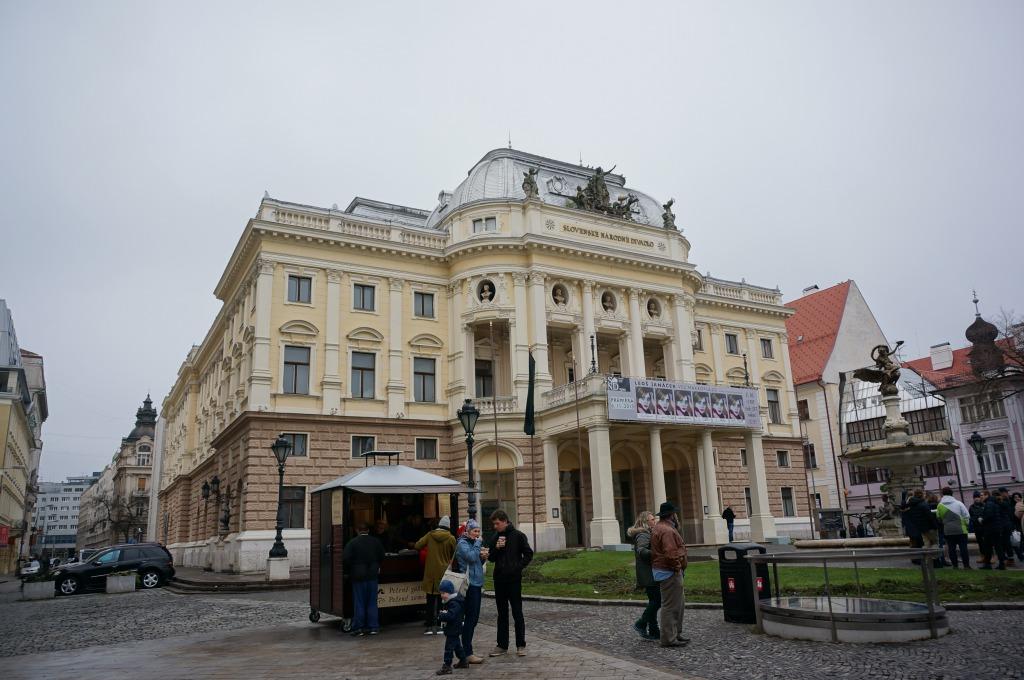 ブラチスラヴァオペラ座