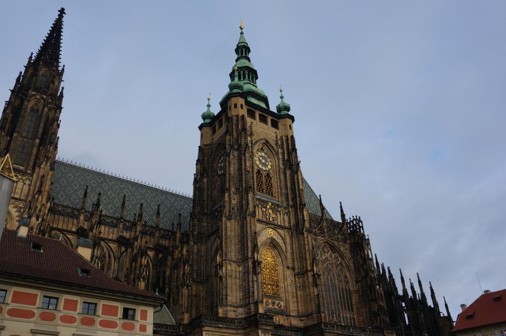 プラハ城3