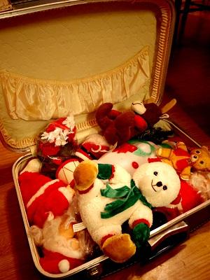 クリスマス終了