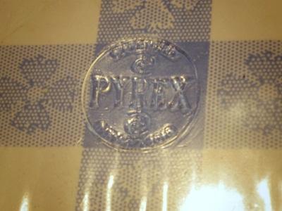 Pyrex $$