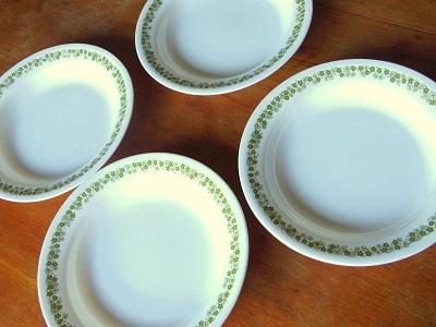 コレール スープ皿