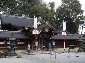 けいおん!聖地巡礼 今宮神社