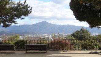 けいおん!聖地巡礼 船岡山公園