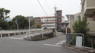 けいおん!聖地巡礼 >茶山駅付近