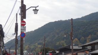 けいおん!聖地巡礼 嵐山