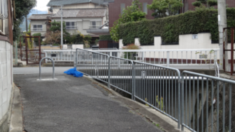 けいおん!聖地巡礼 瀬戸川 中道橋
