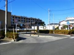 多摩川中野島住宅