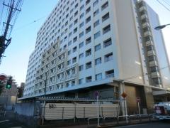 旧堀ノ内営業所跡