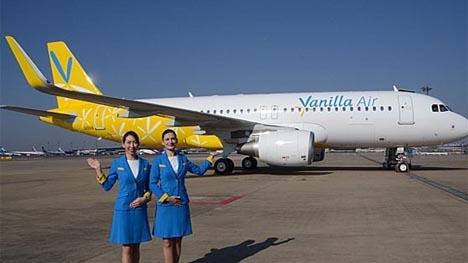 どうなるANA系列のLCC?バニラエアが関西空港就航!