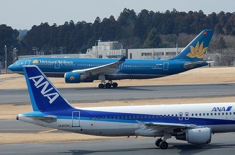 ANAの拡大路線は海外も!ベトナム航空への戦略的投資を発表!