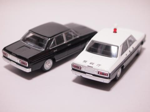 TLV セドリック スペシャル6 パトカー