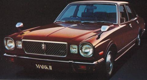 マークⅡ 2000グランデ