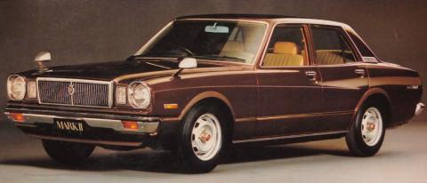 マークⅡ 2000GL