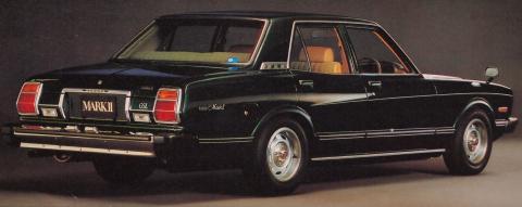 マークⅡ 2000GSL