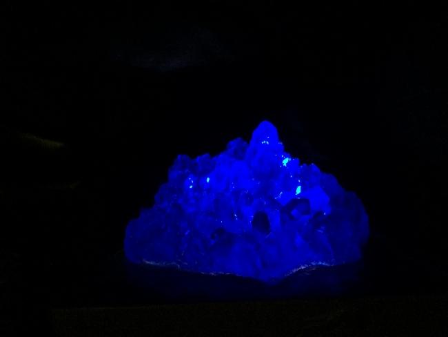 033 鉱石 レジン 型どり ランプ.JPG