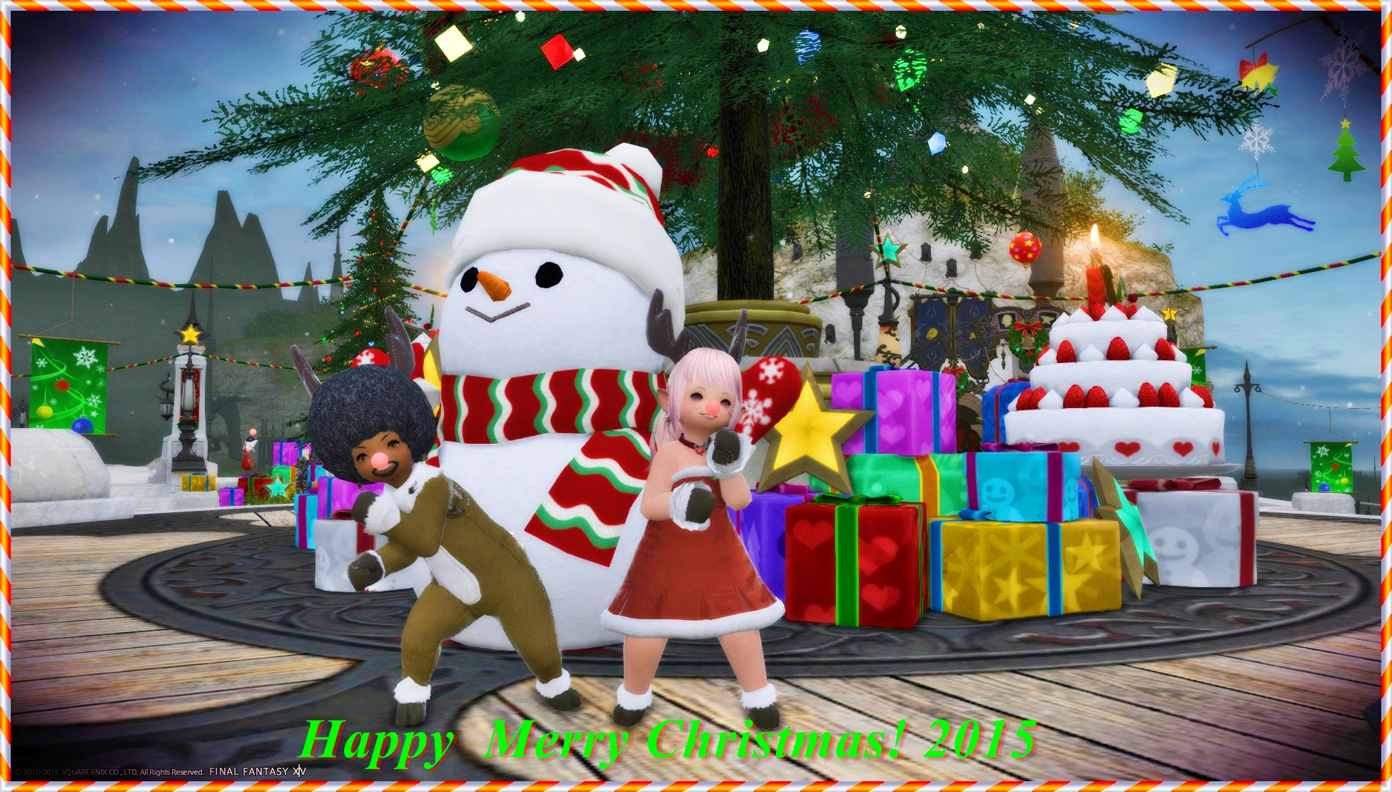 merry christmas! 2015