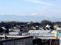 20160103朝の富士山2