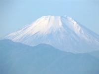 20160103朝の富士山4