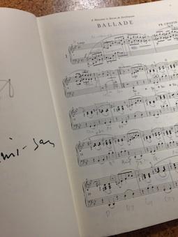 バラ1楽譜
