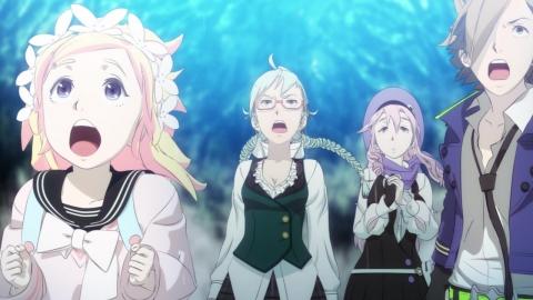 ブブキ・ブランキ 第2話 炎の巨人 アニメ実況 感想 画像