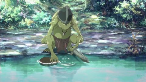 灰と幻想のグリムガル 第2話 見習い義勇兵の長い一日 アニメ実況 感想 画像
