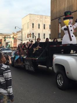 parade car 1