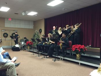 winter gala jazz band