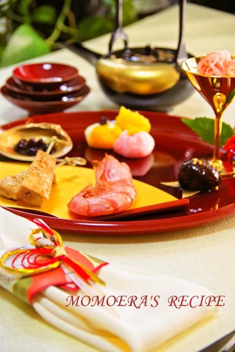 紅白梅型の錦玉子 (3)