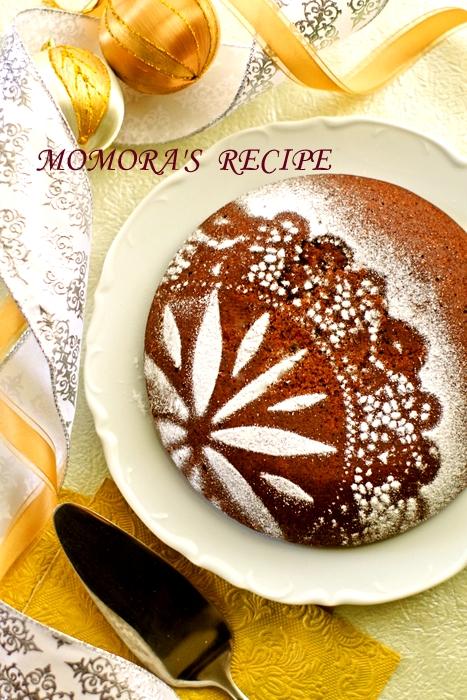 HMチョコケーキ (3)