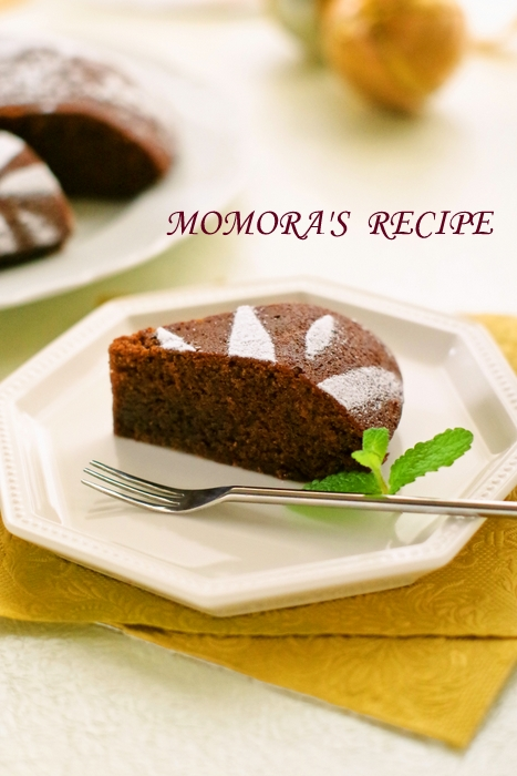 HM炊飯器チョコケーキ (2)