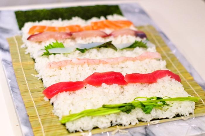 海鮮恵方巻き手順 (2)