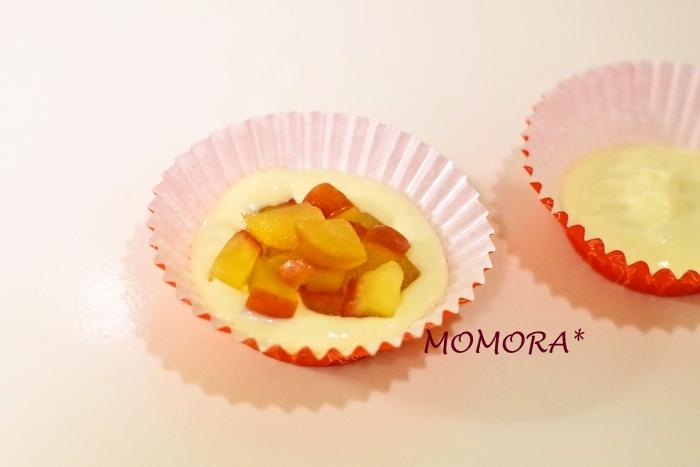 アップルヨーグルトパン手順 (2)