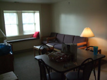 Penn State Life-living room