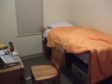 Penn State Life-Bed room