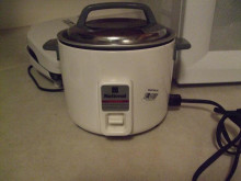 Penn State Life-rice cooker