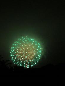 りさーちゃーのたまご-花火(緑)