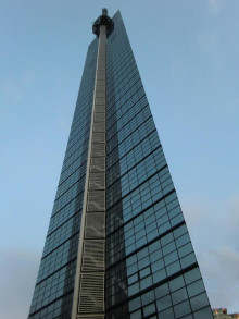 りさーちゃーのたまご-福岡タワー