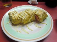 りさーちゃーのたまご-明太子卵焼き①