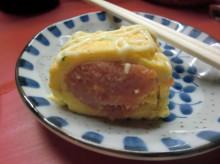 りさーちゃーのたまご-明太子卵焼き②