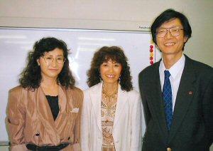 276c 19990523 阿部恵子先生香原ちさと先生