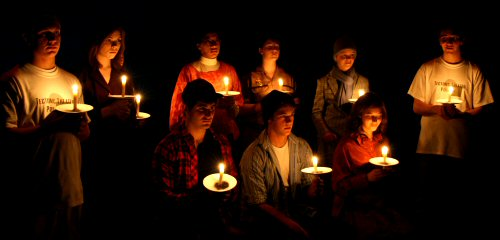 02 500 candle light service
