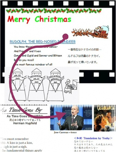 05 500 20151212 ♪ Rudolph 等時性 As Time