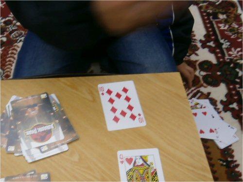05 500 20151224 PA Xmas Playing Cards