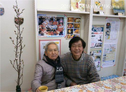 04 500 20160104 桜:小島正巳先生 Yoshy