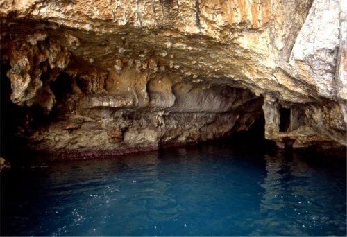 500 03 Blue Grotto Capri Italy