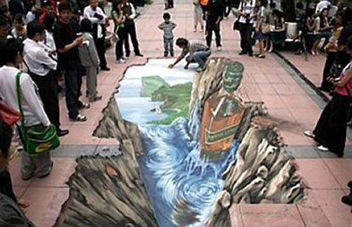 500 Sidewalk art01