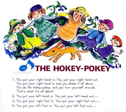 03d 500 The Hokey-Pokey