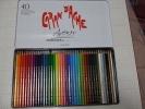 カランダッシュ40色の色鉛筆
