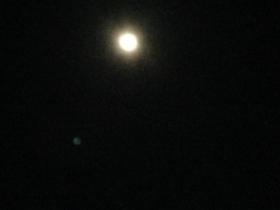 20160123今宵の月